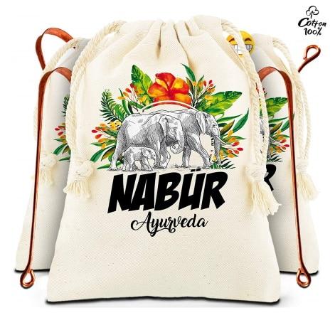Gratte langue ayurvédique en cuivre NABUR top3