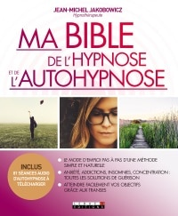 Livre Ma bible de l'auto hypnose