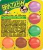 Boules brésiliennes aromatisées qui lubrifie et chauffe le corps, avec gel intime parfumé de plaisir, jeux érotiques sensuels intense couple top4