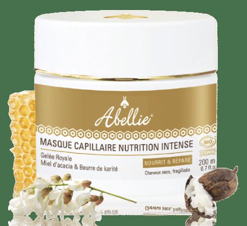 Crème hydratante cheveux bio au miel d'acacia, gelée royale, et beurre de karité top5