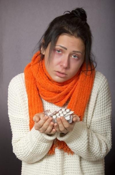 Grippe, état grippal