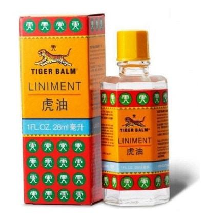 Huile baume du tigre