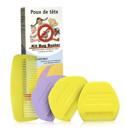 Kit peigne anti poux
