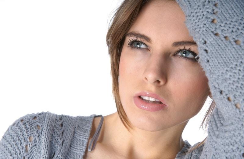 Lèvres femme