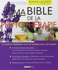 Livre Ma bible de la Phytothérapie