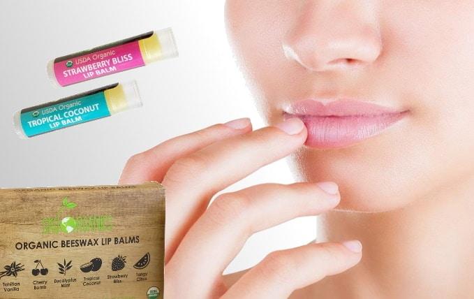 Meilleurs baumes a lèvre bio naturel ou vegan TOP 4