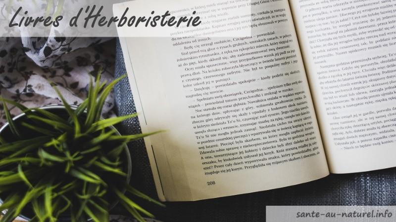 Meilleurs livres d'herboristerie plantes naturelles maladies santé soins top4