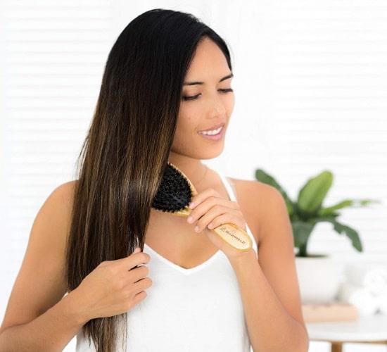 Meilleurs peignes à cheveux poil de sanglier et nylon TOP 3