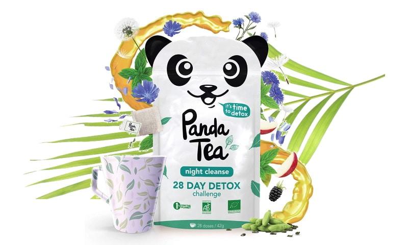 Meilleurs thé detox bio tea détoxifiant TOP 3