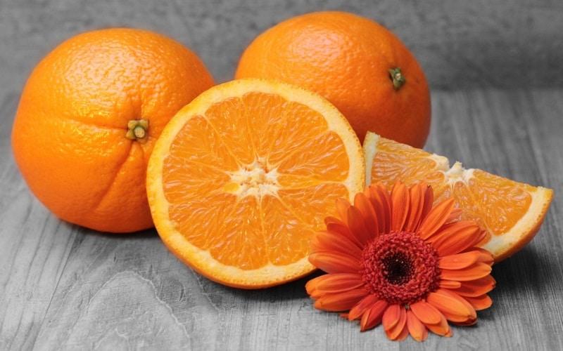 Orange, santé au naturel