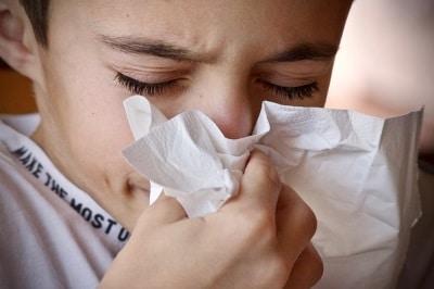Rhume mouchoir soigner naturellement