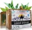 Savon d'alep masque visage extra doux NABUR 55% d'huile de laurier corps shampoing solide top5