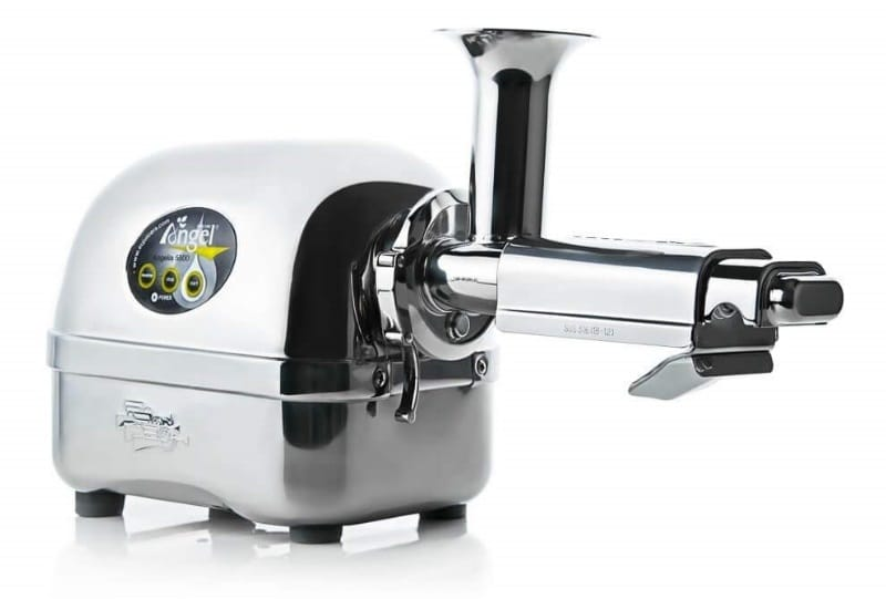 Top Angel 5500 Juicer inox