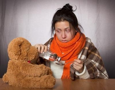 Soigner la toux, remède
