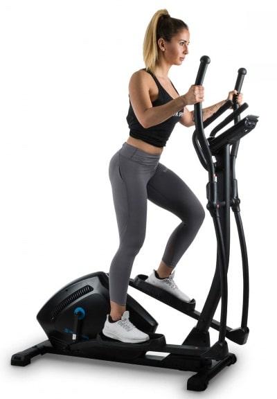 Vélo elliptique, pratique du sport